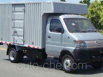 长安牌SC5035XXYDA4型厢式运输车