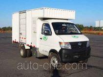 长安牌SC5035XXYDAEV型纯电动厢式运输车
