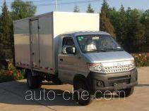 长安牌SC5035XXYDBBEV型纯电动厢式运输车