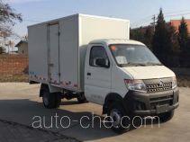 长安牌SC5035XXYDCBBEV型纯电动厢式运输车