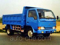 长安牌SC5040XLJ型自卸式垃圾车