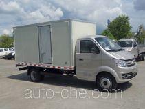 长安牌SC5041XXYFRD52BEV型纯电动厢式运输车