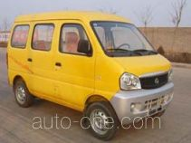 长安牌SC6345F4S型客车