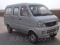Changan SC6395CVSCNG dual-fuel minibus
