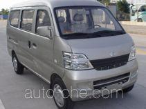 Двухтопливный микроавтобус