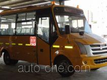 长安牌SC6685XC1G4型幼儿专用校车