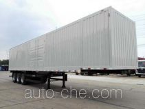 Kagefu SCB9400XXY box body van trailer