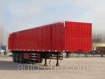 Chengshida SCD9402XXY box body van trailer