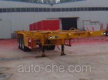 成事达牌SCD9404TJZG型集装箱运输半挂车