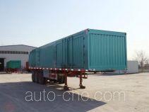 Chengshida SCD9400XXY box body van trailer