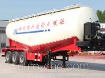Chengshida SCD9406GFL medium density bulk powder transport trailer