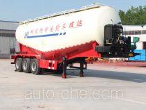 Chengshida SCD9408GFL medium density bulk powder transport trailer