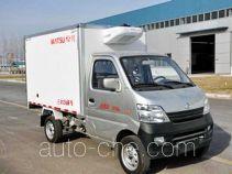 松川牌SCL5020XLC型冷藏车