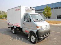 松川牌SCL5022XLC型冷藏车
