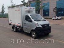 松川牌SCL5025XLC型冷藏车
