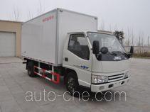 Songchuan SCL5040XBW insulated box van truck