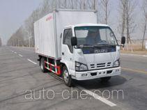 Songchuan SCL5041XBW insulated box van truck