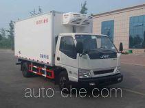 松川牌SCL5047XLC1型冷藏车