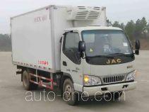 松川牌SCL5048XLC型冷藏车