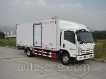 Songchuan SCL5101XLC refrigerated truck