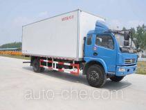 Songchuan insulated box van truck