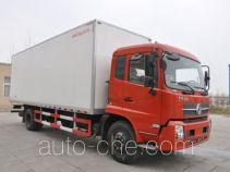 Songchuan SCL5160XBW insulated box van truck
