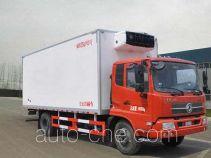 松川牌SCL5164XLC型冷藏车