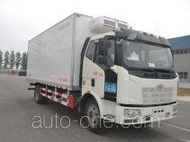 松川牌SCL5166XLC型冷藏车