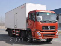 Songchuan SCL5310XBW insulated box van truck