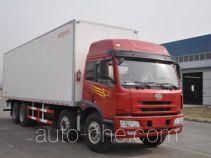 Songchuan SCL5311XBW insulated box van truck