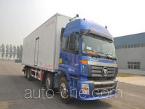 Songchuan SCL5314XLC refrigerated truck