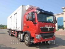 Songchuan SCL5315XLC refrigerated truck