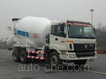 川建牌SCM5250GJBAU型混凝土搅拌运输车