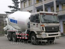 川建牌SCM5250GJBAU4型混凝土搅拌运输车