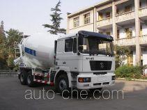 川建牌SCM5250GJBDL型混凝土搅拌运输车