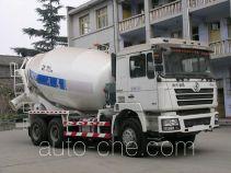 川建牌SCM5250GJBDL4型混凝土搅拌运输车