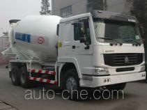 川建牌SCM5250GJBHO型混凝土搅拌运输车