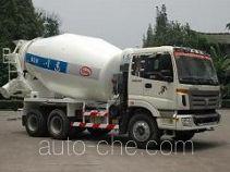 川建牌SCM5251GJBAU型混凝土搅拌运输车