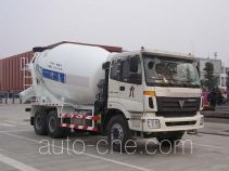 川建牌SCM5254GJBAU4型混凝土搅拌运输车