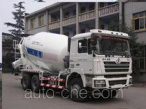 川建牌SCM5254GJBDL4型混凝土搅拌运输车