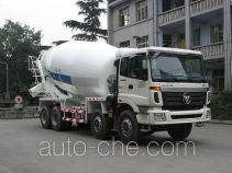 川建牌SCM5310GJBAU4型混凝土搅拌运输车