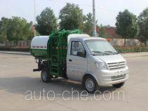 Runli Auto SCS5025ZZZ self-loading garbage truck