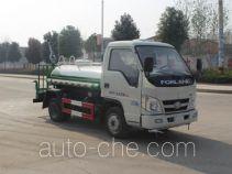 Runli Auto SCS5030GSS sprinkler machine (water tank truck)