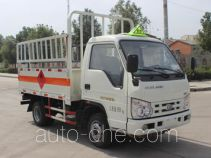 Runli Auto SCS5030TQPBJ gas cylinder transport truck