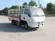 Runli Auto SCS5031TQPNJ gas cylinder transport truck