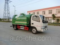 Runli Auto SCS5040GQWEV sewer flusher and suction truck