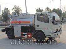 Runli Auto SCS5040GRYD flammable liquid tank truck