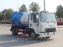Runli Auto SCS5040GXWCAL sewage suction truck