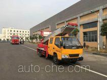 Runli Auto SCS5040JGKJX aerial work platform truck