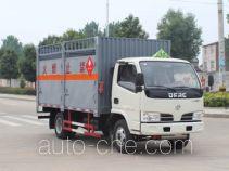 Runli Auto SCS5040TQPD gas cylinder transport truck